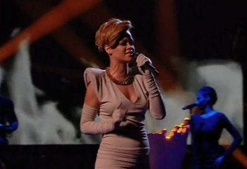 Rihanna X factor