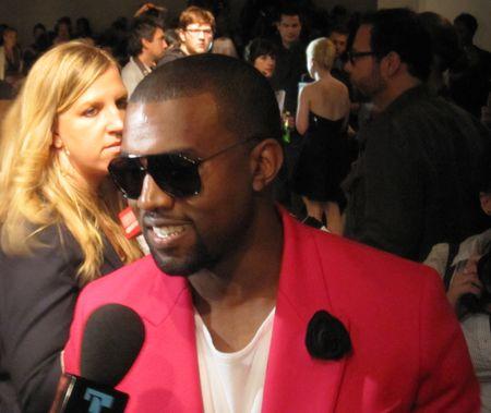 kanye west fashion week 2011. New York Fashion Week Spring/Summer 2011: Christian Siriano, Kanye West, Jeremy Scott, Jen Kao, Billy Reid,